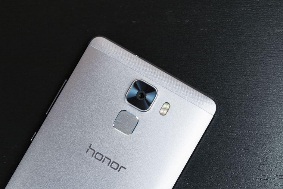 датчик отпечатков пальцев Huawei Honor 7