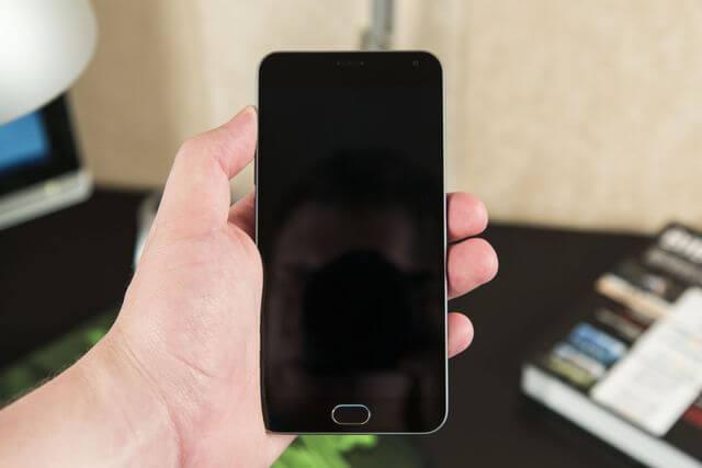 Как сделать фото экрана на meizu