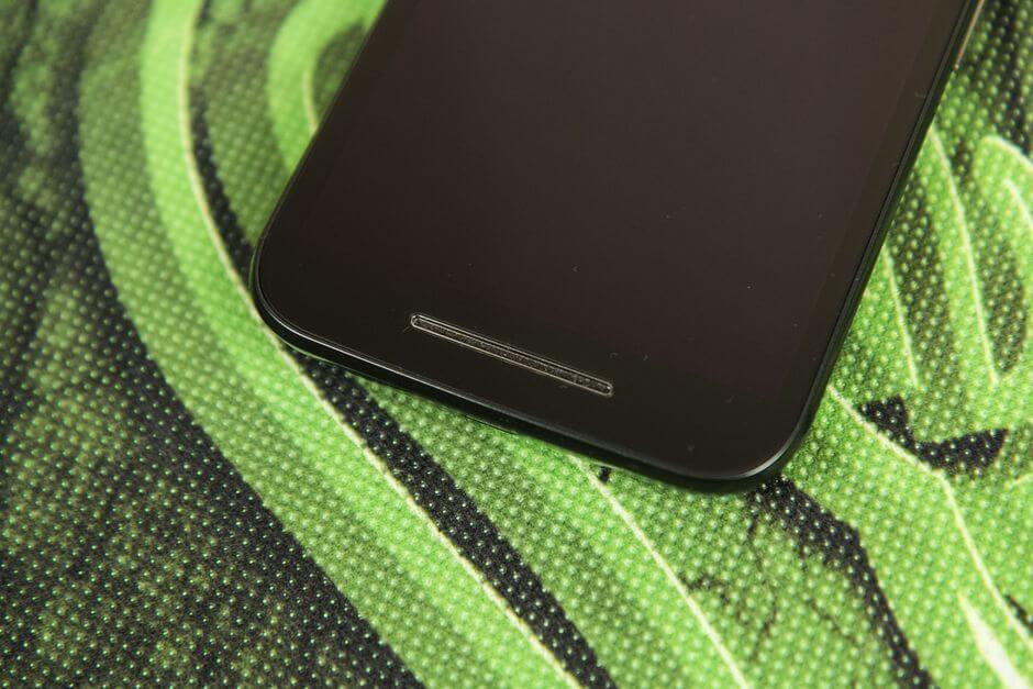 вызывной динамик Motorola Moto g 3rd gen