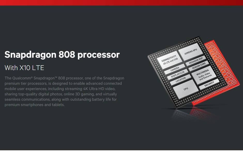 snapdragon 808 в Motorola Moto X Style
