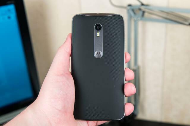 внешний вид Motorola Moto X Style