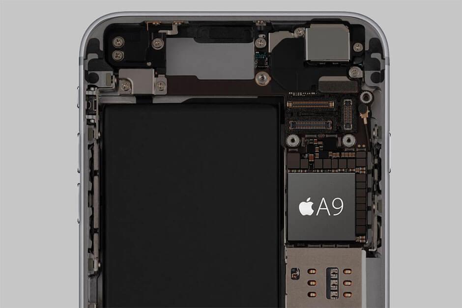 аппаратная начинка в Apple iPhone 6s