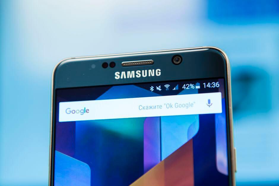 Полный обзор Samsung Galaxy Note 5