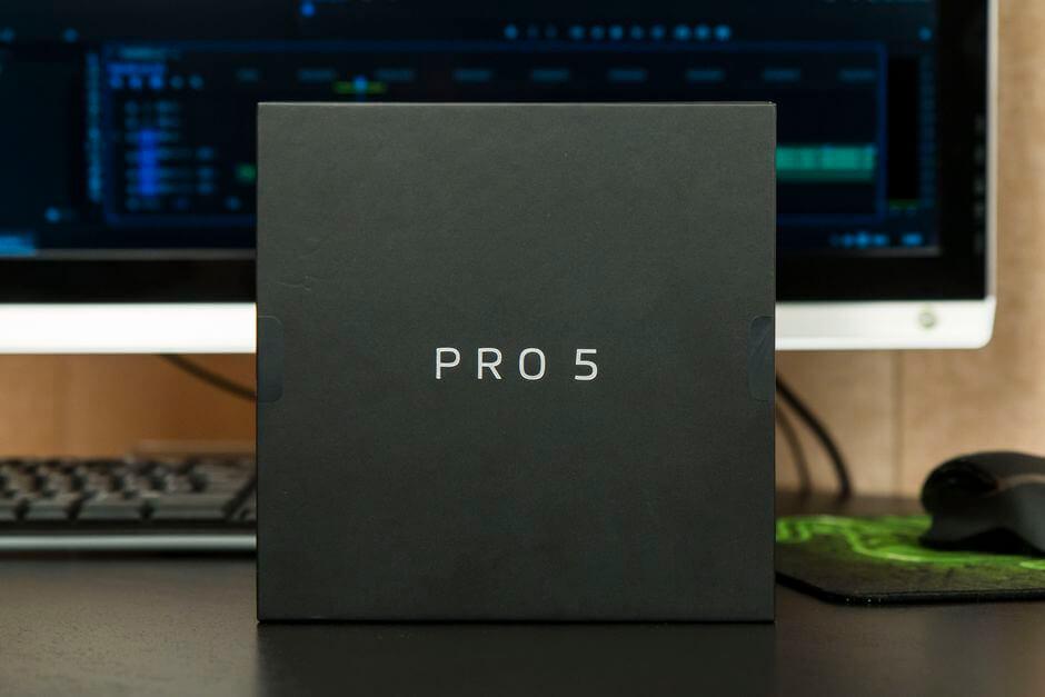 коробка Meizu PRO 5