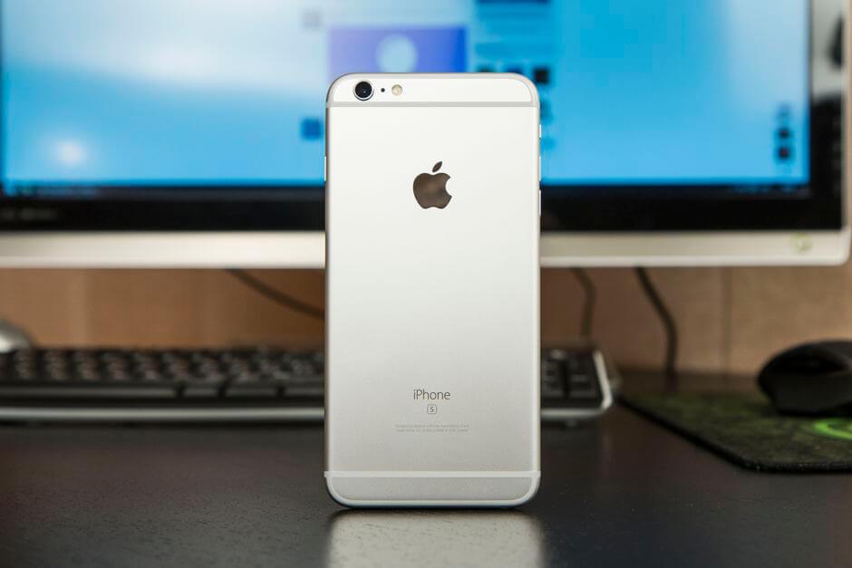 внешний вид Apple iPhone 6s Plus