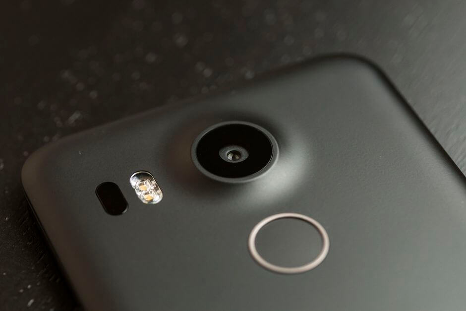основная камера LG Nexus 5X