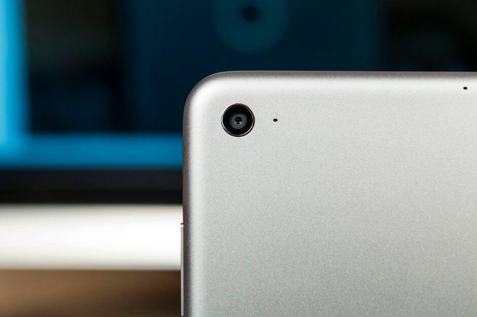 основная камера в Xiaomi Mi Pad 2