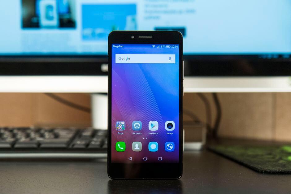 экран Huawei Honor 5X