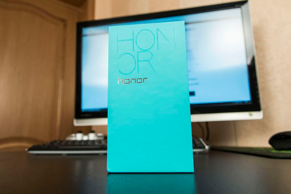 коробка Huawei Honor 5X