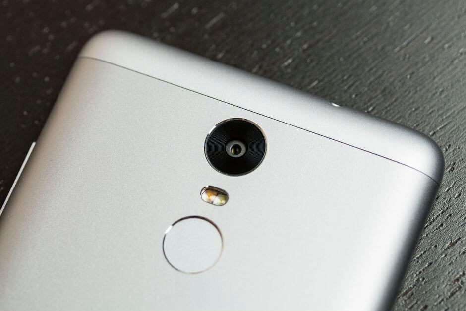 основная камера Xiaomi Redmi Note 3 Pro