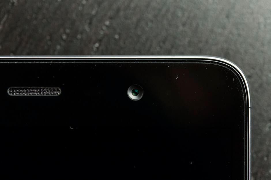 фронтальная камера Xiaomi Redmi Note 3 Pro