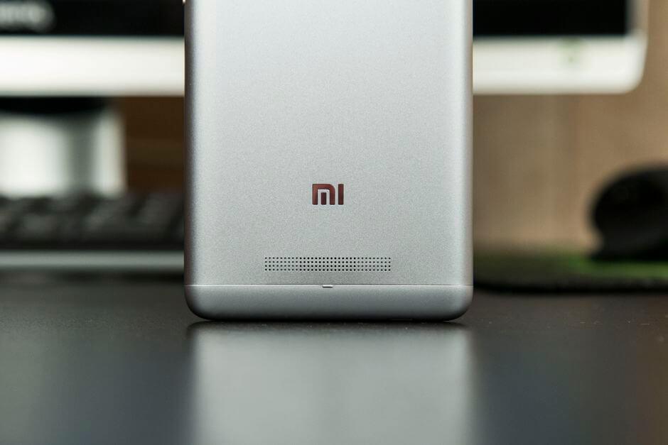вызывной динамик Xiaomi Redmi Note 3 Pro