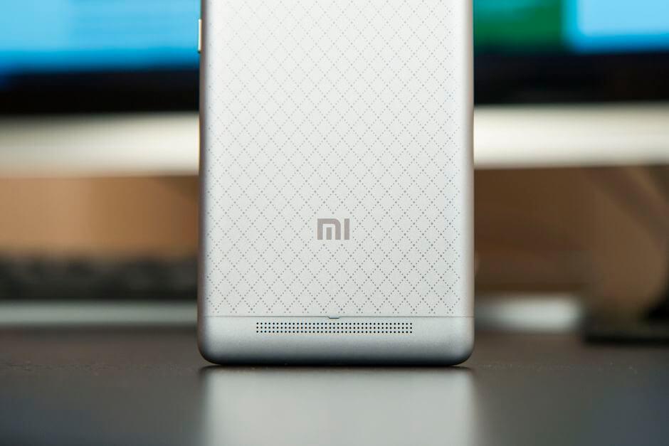 вызывной динамик Xiaomi Redmi 3