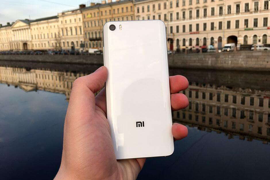 Обзор Xiaomi Mi5 MyGadget