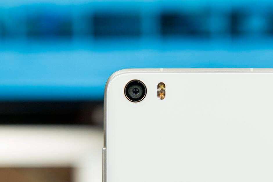 основная камера Xiaomi Mi5