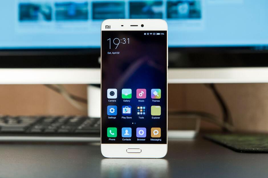 экран Xiaomi Mi5