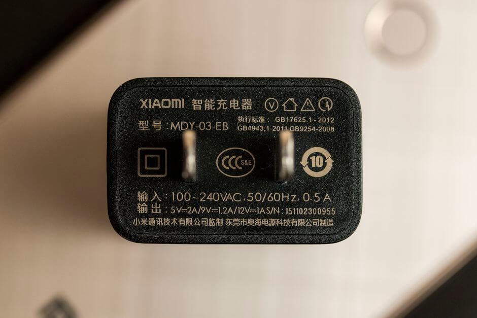 специальный адаптер питания для Xiaomi Mi4s