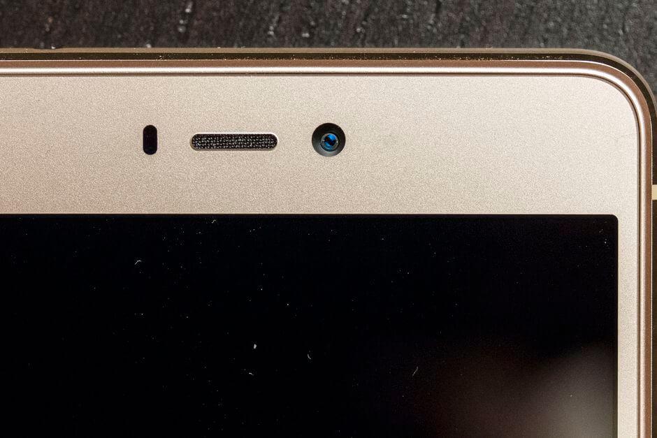 фронтальная камера Xiaomi Mi4s