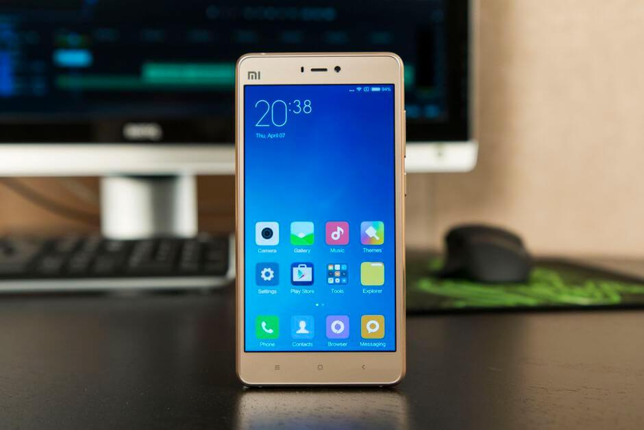 экран Xiaomi Mi4s