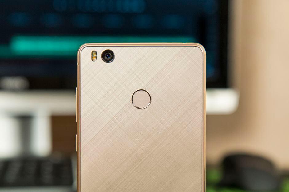 сканер отпечатков пальцев Xiaomi Mi4s