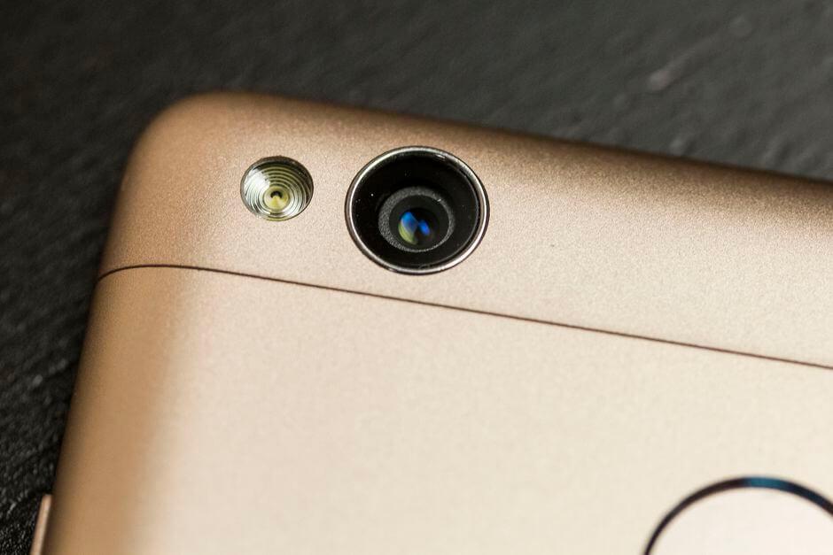 основная камера Xiaomi Redmi 3 Pro