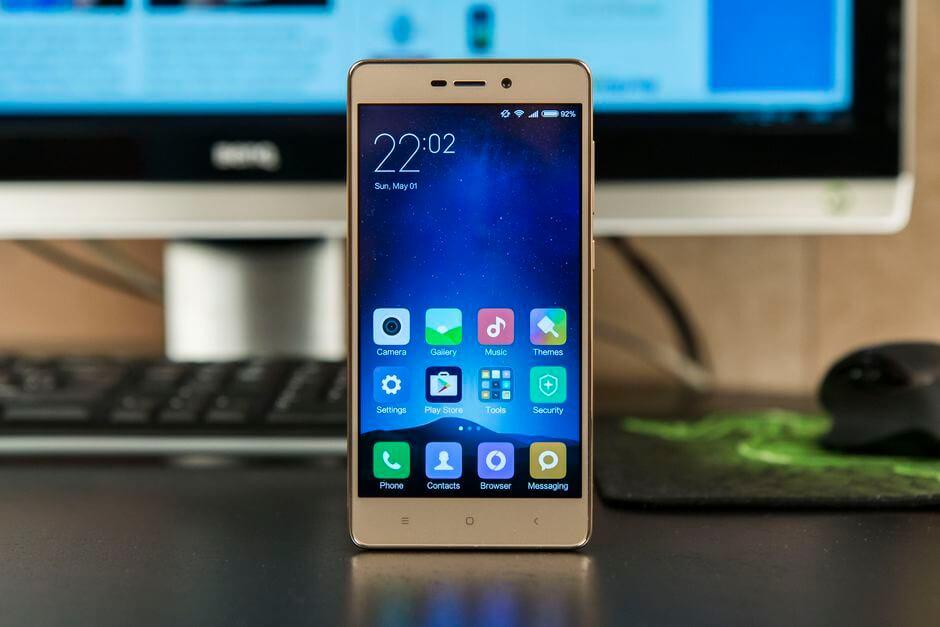 экран Xiaomi Redmi 3 Pro