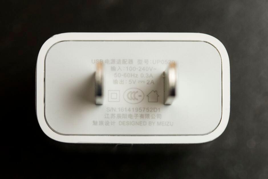 адаптер питания Meizu M3 Note