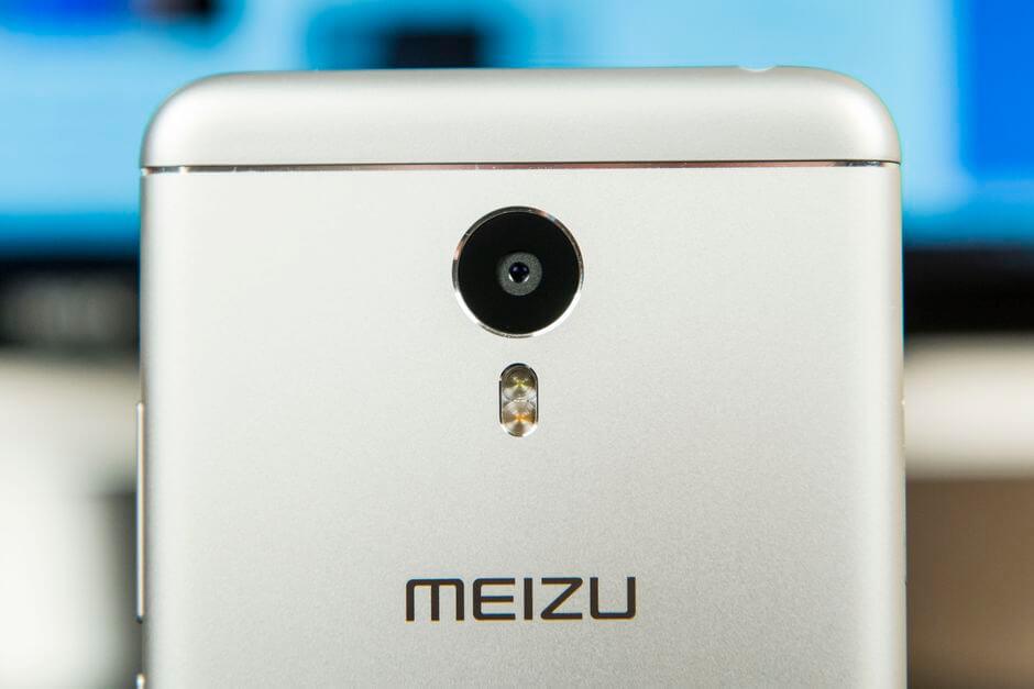 основная камера Meizu M3 Note
