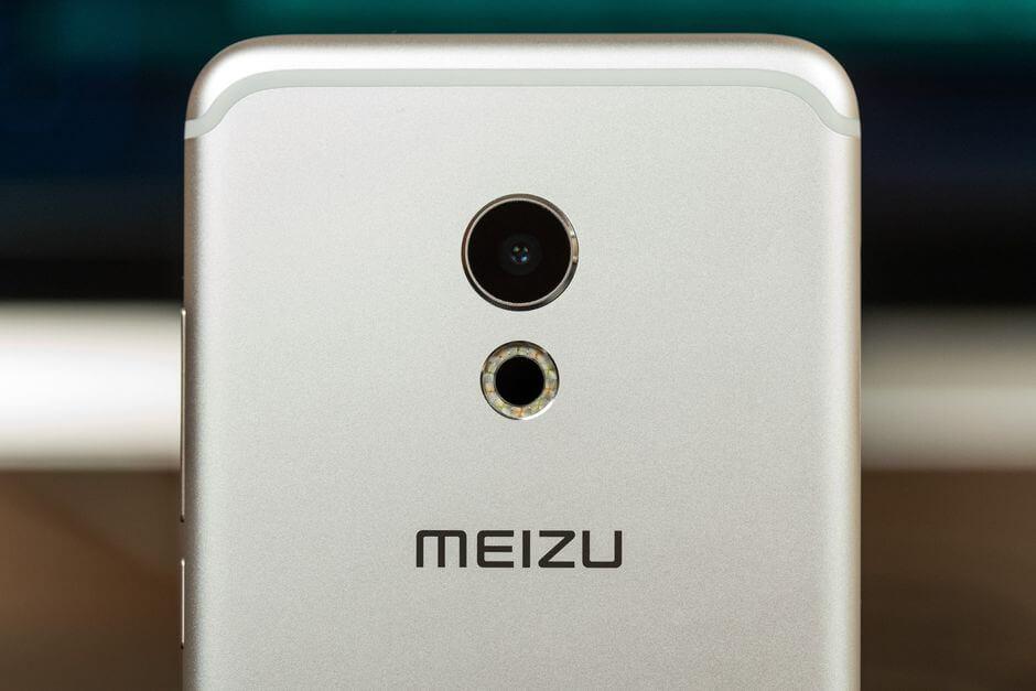 основная камера Meizu PRO 6