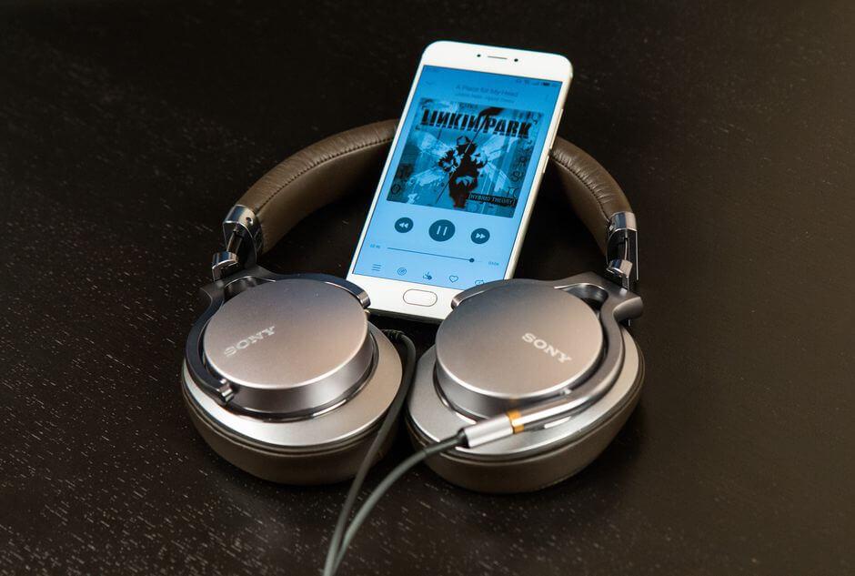 качество звука в наушниках Meizu PRO 6