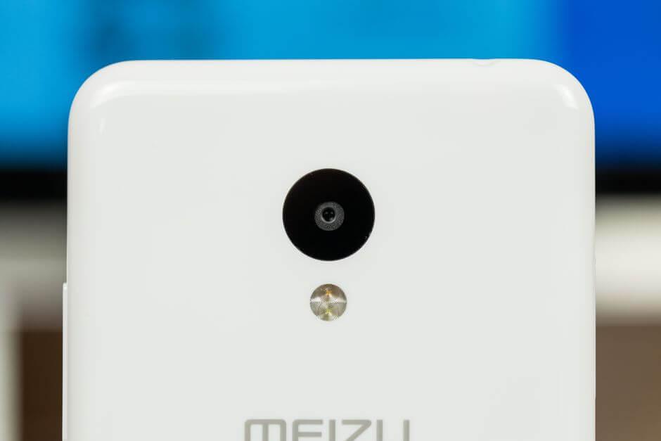 основная камера Meizu M3 (mini)
