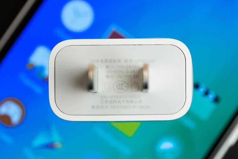 зарядное устройство Meizu M3 (mini)