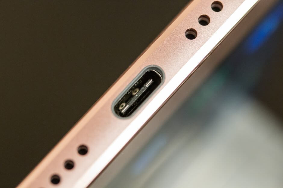 USB Type-C в LeEco Le Max2
