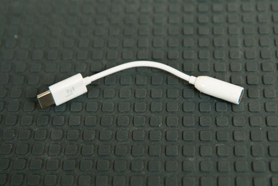 переходник с USB Type-C на 3.5 мм для LeEco Le Max2