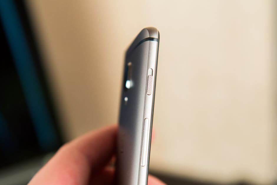 переключатель режимов оповещений в OnePlus 3