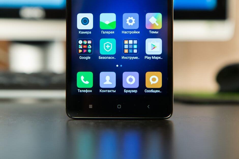 экран Xiaomi Redmi 3s