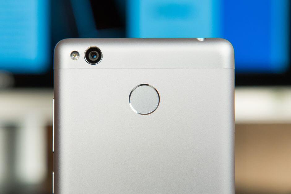 основная камера Xiaomi Redmi 3s
