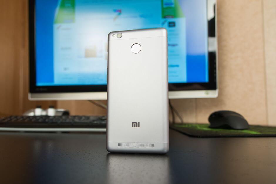 подробный обзор Xiaomi Redmi 3s