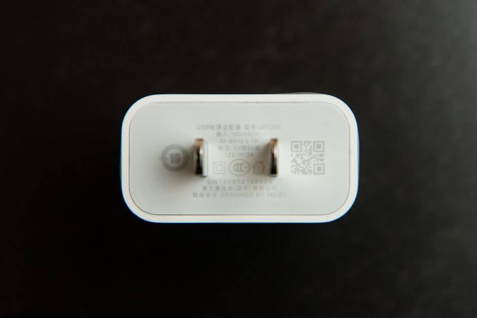 адаптер питания для Meizu MX6