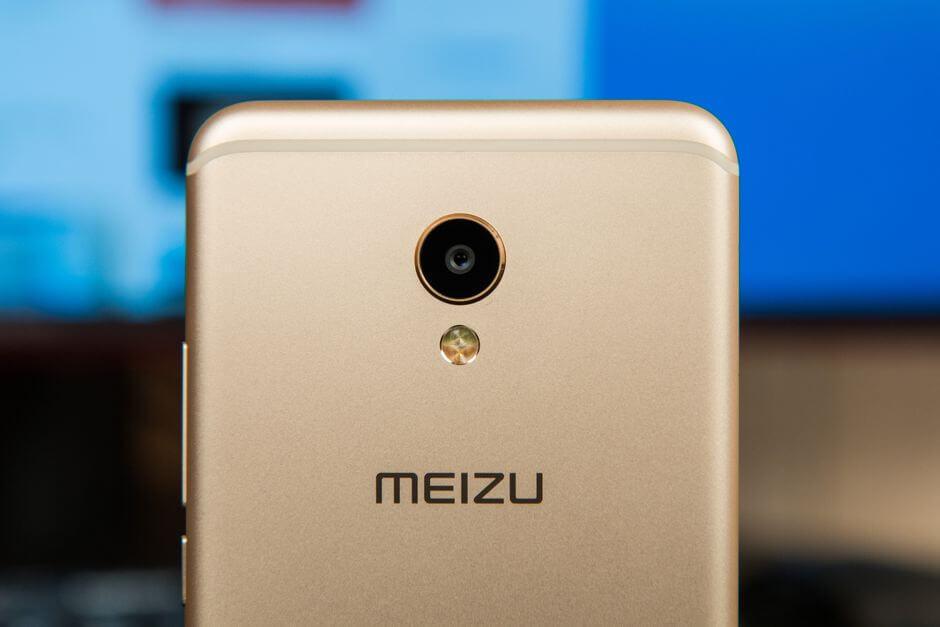 основная камера Meizu MX6