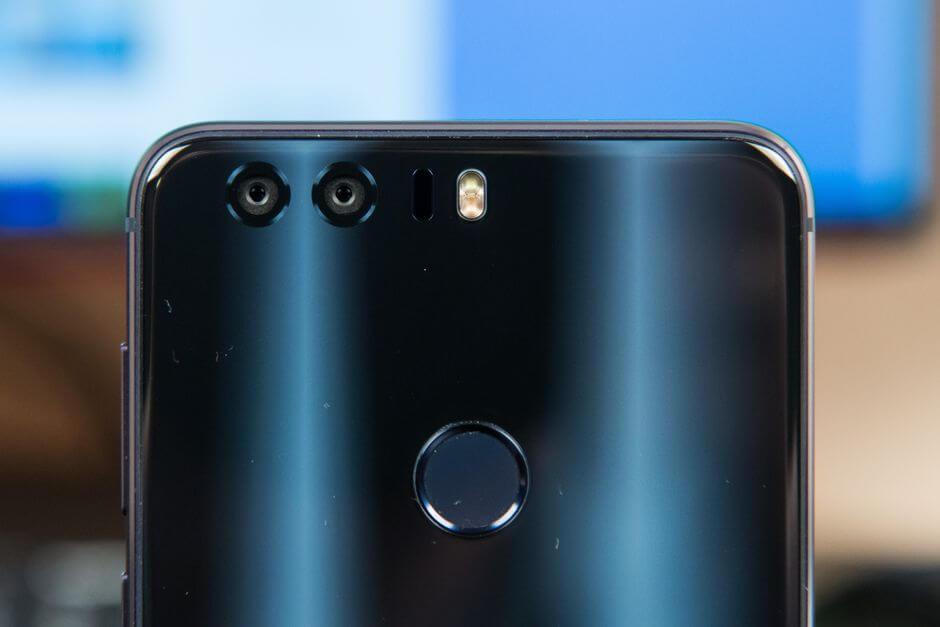 основные камеры Huawei Honor 8