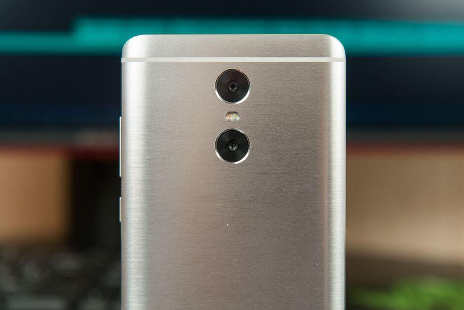 основная камера Xiaomi Redmi Pro