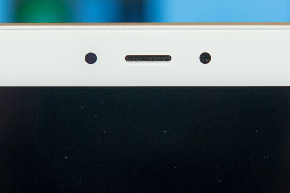 фронтальная камера Xiaomi Redmi Note 4