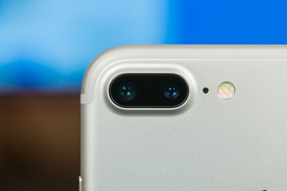 основная камера Apple iPhone 7 Plus
