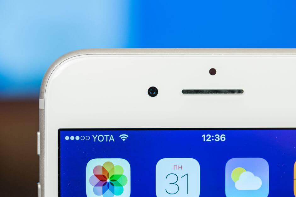фронтальная камера Apple iPhone 7 Plus