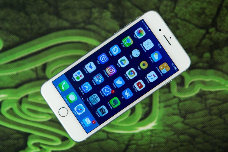 внешний вид Apple iPhone 7 Plus