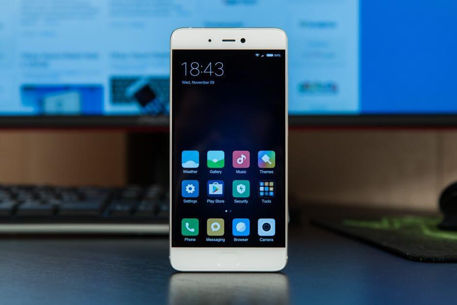 экран Xiaomi Mi 5s