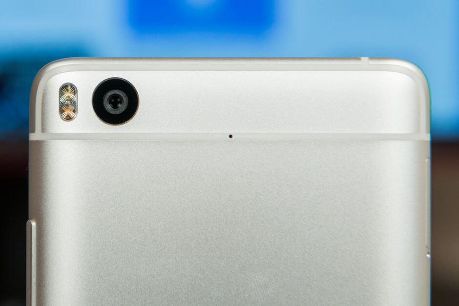 основная камера Xiaomi Mi 5s