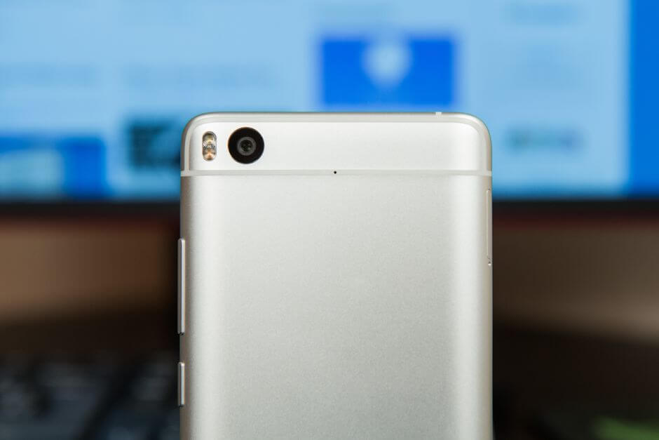внешний вид Xiaomi Mi 5s