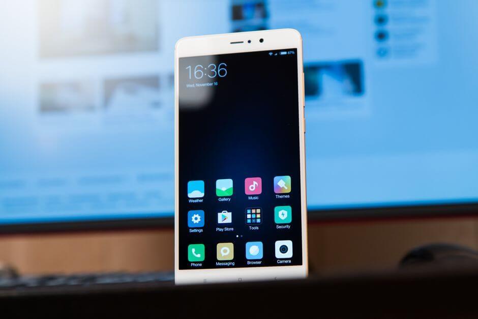 экран Xiaomi Mi 5s Plus